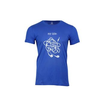 99fd789784d5 Pánské vtipné tričko Nejde internet