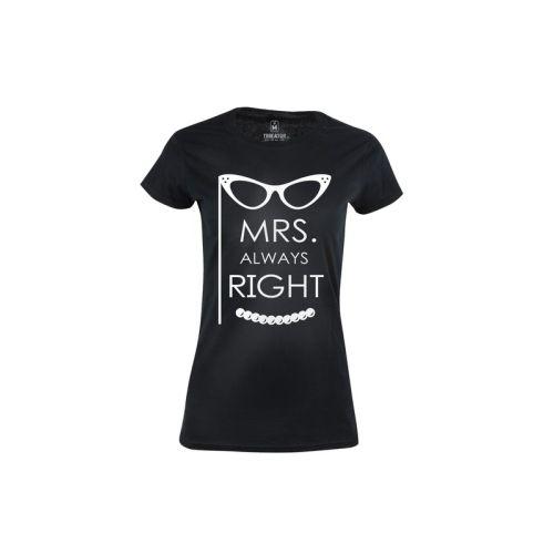 Dámské tričko Paní dokonalá