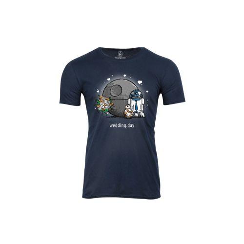 Pánské tričko Svatební den