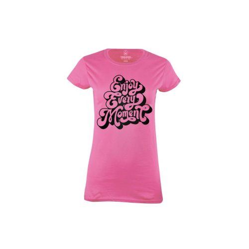 Dámské tričko Užívej každý moment