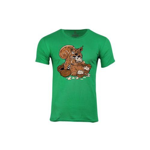 Pánské tričko Veverka mozkožrout