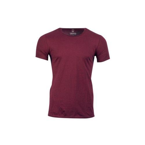 Pánské tričko Pure Burgundy