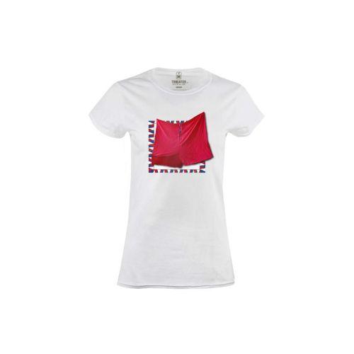 Dámské tričko Červené trenýrky