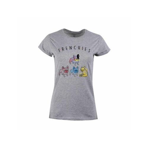 Dámské tričko Buldočci