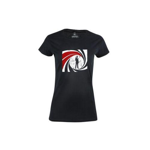 Dámské tričko Agent 007 James Bond