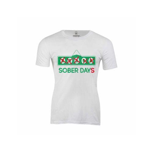 Pánské tričko Střízlivé dny