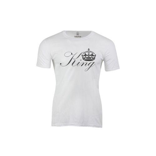 Vtipné tričko King pro krále