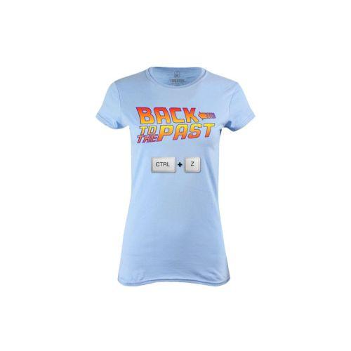 Dámské tričko Zpátky do minulosti