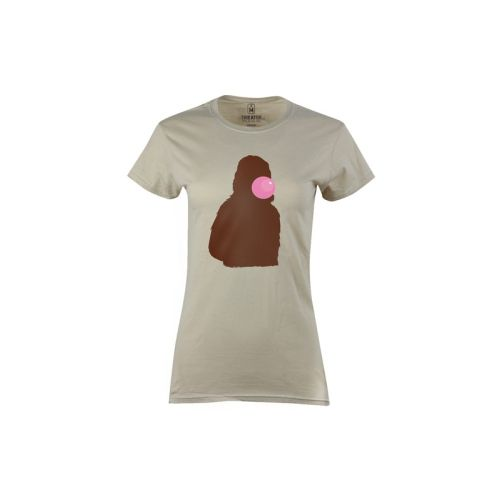Dámské tričko Žvejkal Chewbacca
