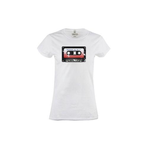 Dámské tričko Kazetový mix vol.2