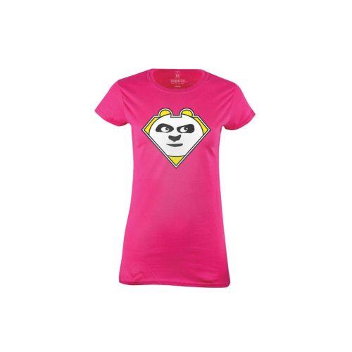 Dámské tričko Superpanda