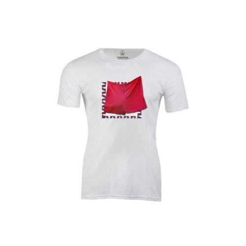 Pánské tričko Červené trenýrky