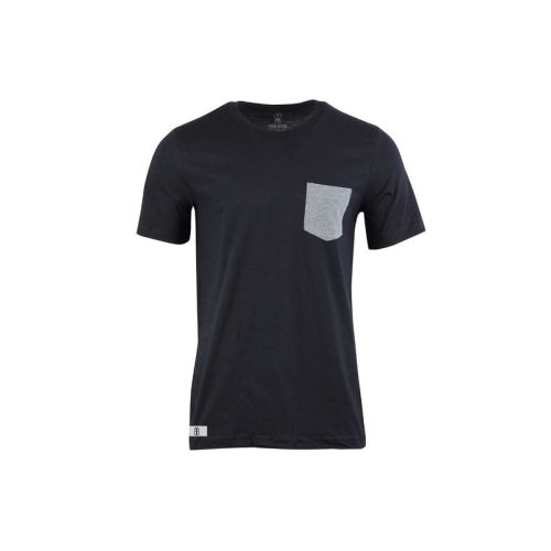 Pánské tričko s kapsou na prsou