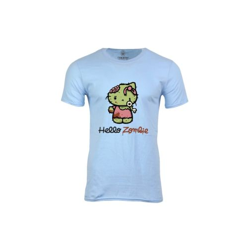 Pánské tričko Roztomilý Zombie