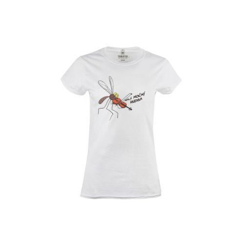 Dámské tričko Komáří filharmonie