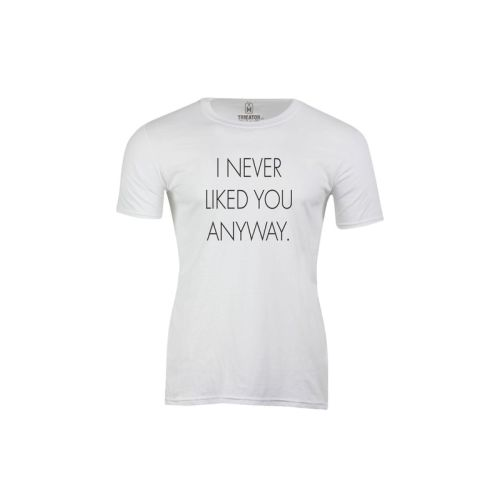 Pánské tričko Nikdy tě nelajknu