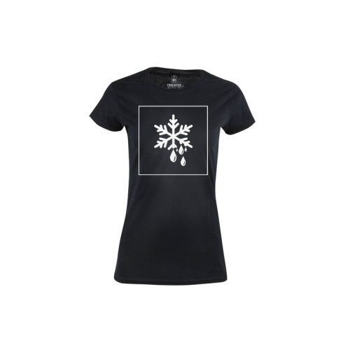 Dámské tričko Sníh s dešťem