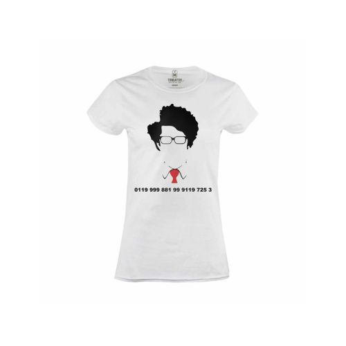 Dámské tričko Dlouhé číslo