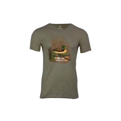 Pánské tričko Kachna neplavec