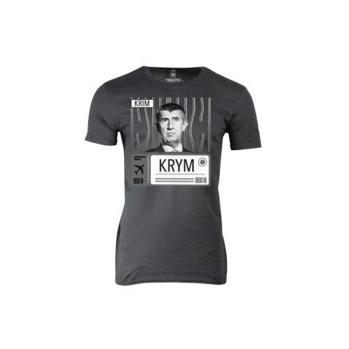 Pánské tričko Kryminál