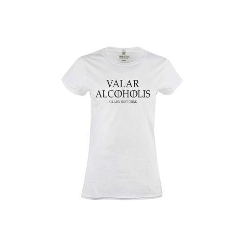 Dámské tričko Bez alkoholu to nejde