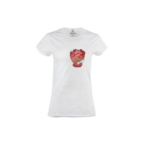Dámské tričko Dárce srdce
