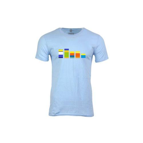 Pánské tričko Simpsonovi postavičky