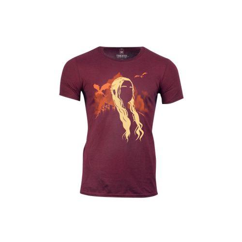 Pánské tričko Dračí královna (GOT)