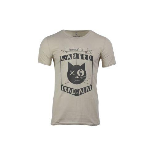 Pánské tričko Kočka pana Schrödingera