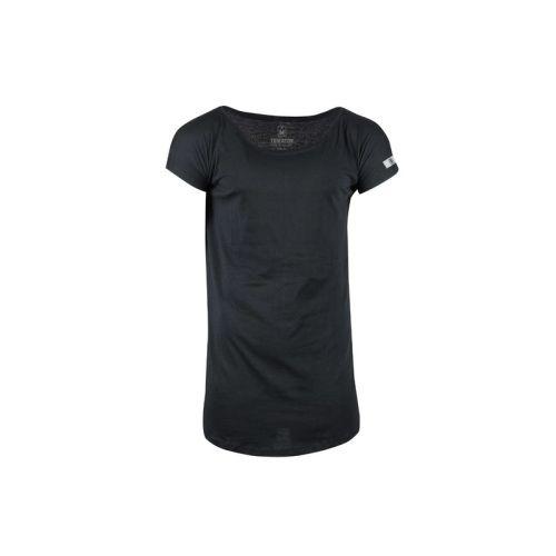 Dámské tmavé tričko Jersey