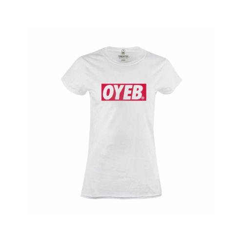 Dámské tričko OYEB je nové FUCK