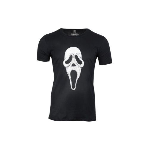 Pánské tričko Maska vřískot