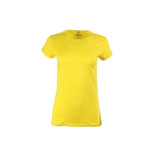 Dámské tričko Yellow