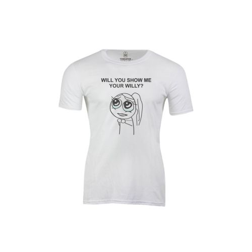 Pánské tričko Show Willy