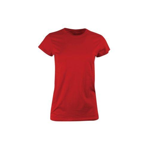 Dámské tričko Pure Red