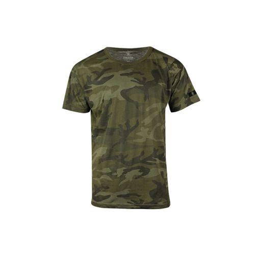 Pánské maskáčové tričkoTee