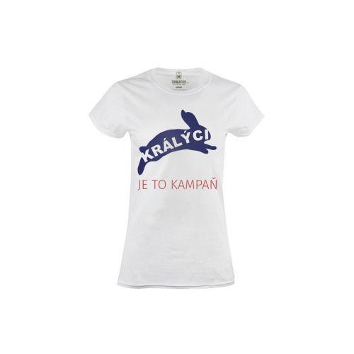 Dámské tričko Králíci