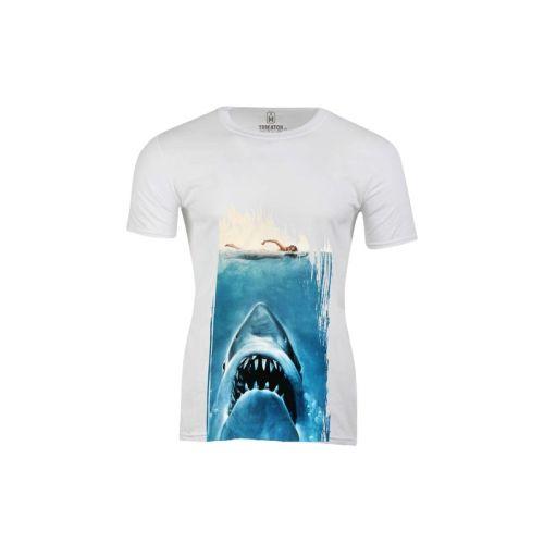 Pánské tričko Žralok útočí