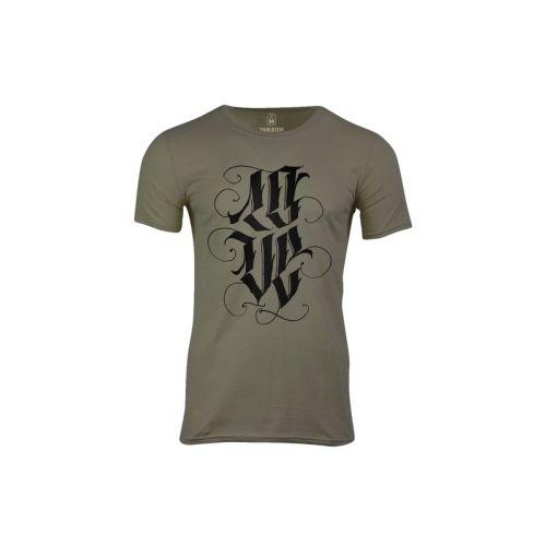 Pánské tričko s nápisem LOVE