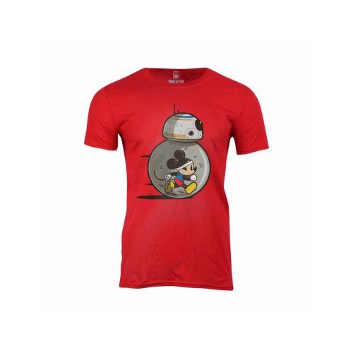 Pánské tričko Mickey ve Star wars