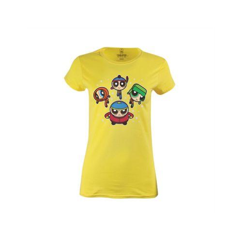 Dámské tričko Legendární Southpark