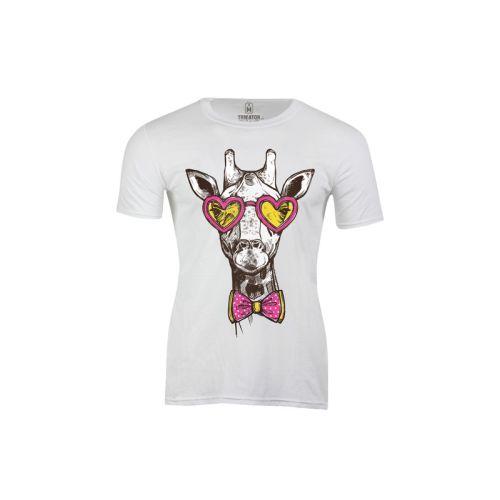 Pánské tričko Žirafa hipster