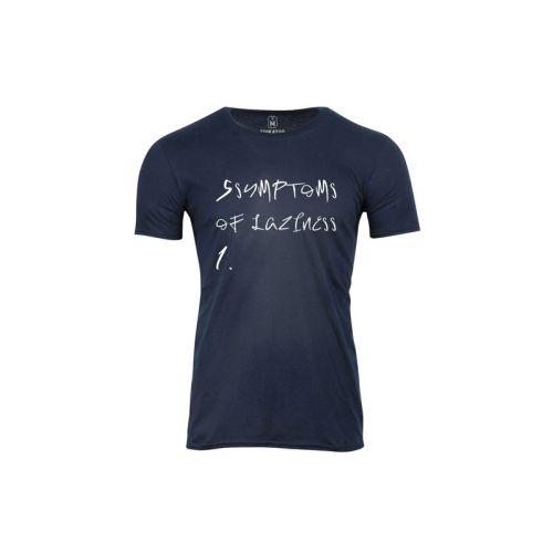 Pánské tričko Symptomy lenosti