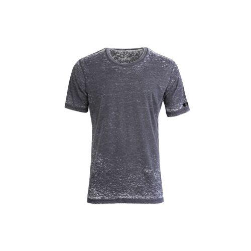 Pánské šedé tričko Acid