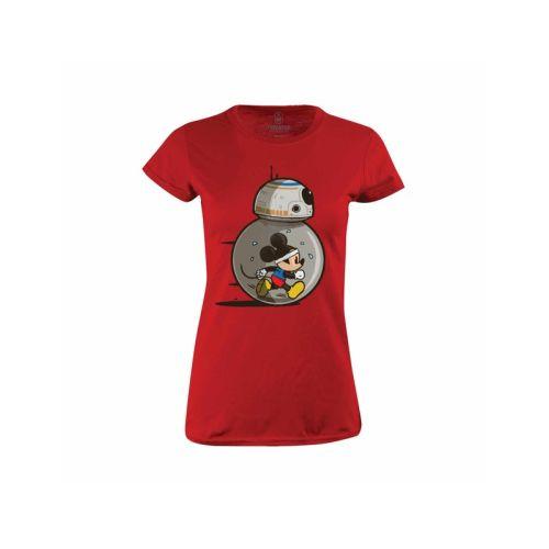 Dámské tričko Mickey ve Star wars