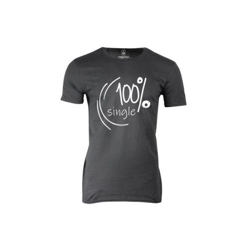 Pánské tričko Stoprocentně Single