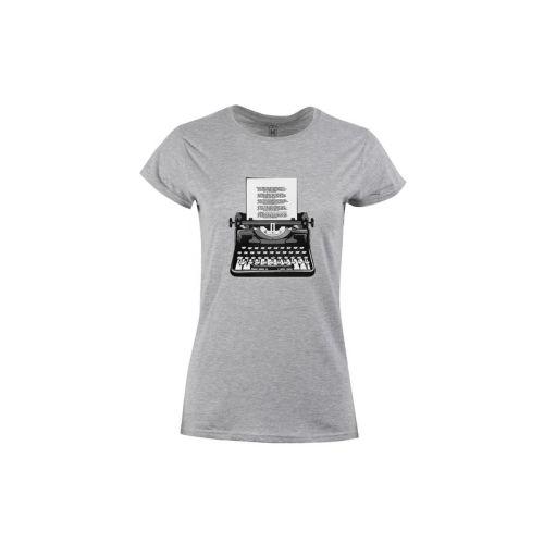 Dámské tričko Psací stroj