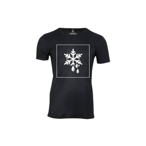 Pánské tričko Sníh s dešťem