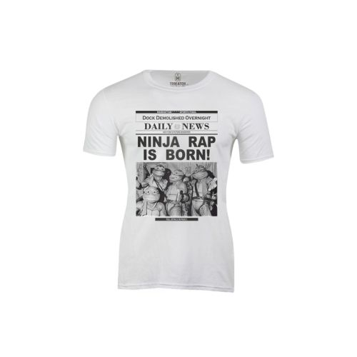 Pánské tričko Ninja Rap Born