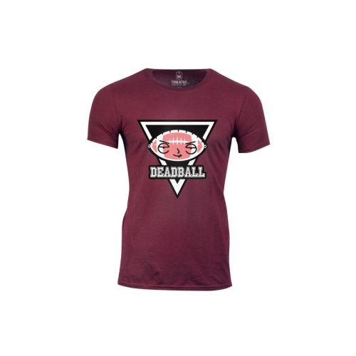 Pánské tričko Drsný Deadball